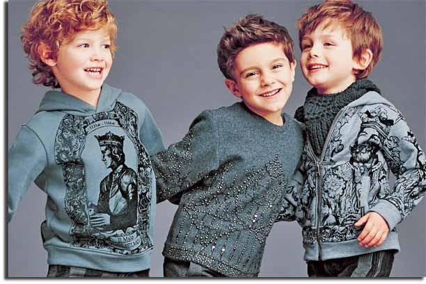 Детская одежда на Осень от Сенсорик