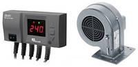 Комплект автоматики KG Elektronik CS-20 + вентилятор DP-02
