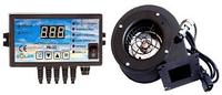Комплект автоматики Nowosolar PK-22 + вентилятор NWS-75