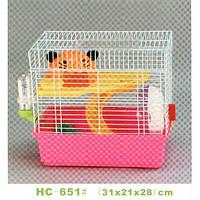 Foshan (Фошан) Клетка для мелких грызунов (31х21х28см)