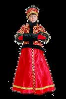 Боярыня карнавальный костюм для девочки / BL -  ДН56