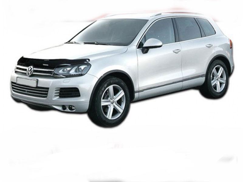 Дефлектор капота VIP TUNING Volkswagen Touareg 2010-