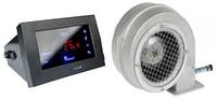 Комплект автоматики Kg Elektronik CS-19 + вентилятор DP-120 ALU