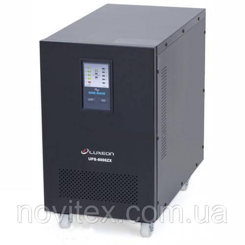 ИБП Luxeon UPS-8000ZX (4800Вт) 48V