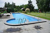Летняя энергосберегающая пленка для бассейна, ширина в ассортименте