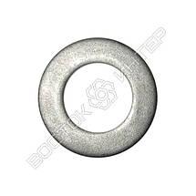 Шайба плоская М27 DIN 125, ГОСТ 11371-78 | Размеры, вес, фото 3