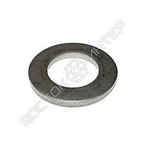 Шайба плоская М30 DIN 125, ГОСТ 11371-78 | Размеры, вес, фото 2
