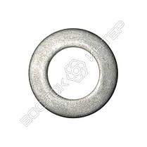 Шайба плоская М30 DIN 125, ГОСТ 11371-78 | Размеры, вес, фото 3
