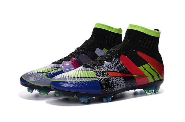 Футбольные бутсы Nike Mercurial Superfly FG What the Mercurial