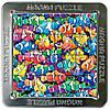 Пазлы магнитные с 3D изображением в металлической коробке, 16 элементов. Рыба-клоун (21010) Сheatwell