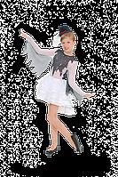 Сорока Белобока новогодний костюм для девочки