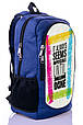 """Подростковый рюкзак """" ALWAYS"""" (синий), фото 2"""