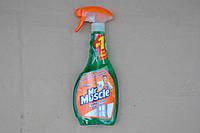 Моющее средство для стёкол и зеркал Мистер Мускул 500 мл