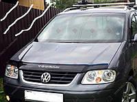 Дефлектор капота VIP TUNING Volkswagen Touran 2003-2007
