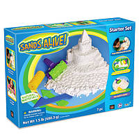 Набор для творчества с мини-песочницей Sands Alive Фантазер (230140-SA)