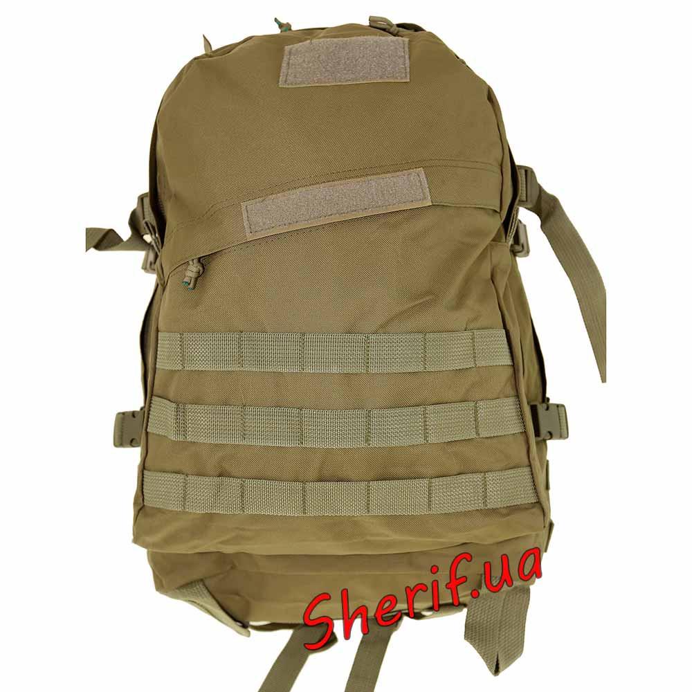 Тактический рюкзак 30 литров средний  Coyote brown B7015CTB