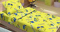 Постельное белье для подростков Lotus Young - Minions Happy желтое