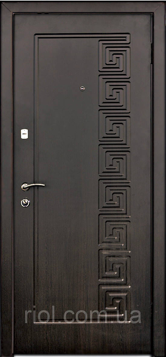 Дверь входная Рим серии Классик ТМ Каскад