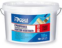 Грунтовка кварцевая адгезионная СУПЕРКОНТАКТ ПГС-115, 5 л
