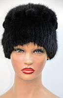 """Женская меховая шапка из ондатры """"Арафатка"""", фото 1"""