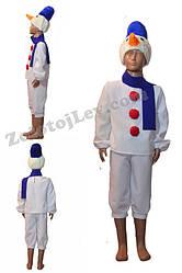 Костюм Снеговика для ребенка рост 152