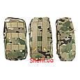 Рюкзак 40 литров армейский большой с подсумками Multicam, B7013MC, фото 4