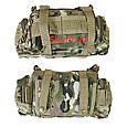 Рюкзак 40 литров армейский большой с подсумками Multicam, B7013MC, фото 5