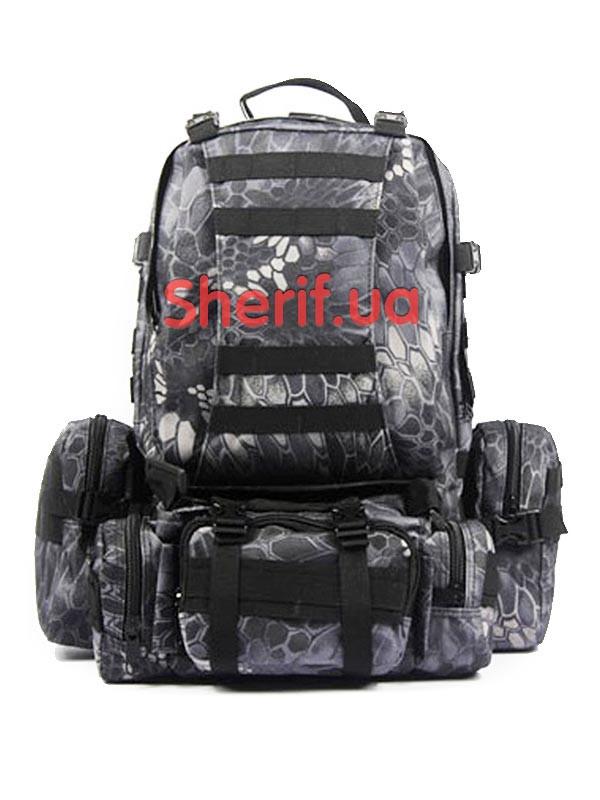 Рюкзак 40 литров армейский большой с подсумками  Kryptek Typhon  B7013TY