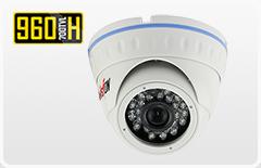Купольная уличная камера Division DE‐700ir24