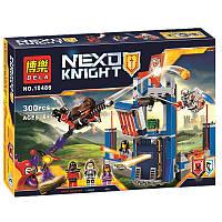 Nexo Knights игрушки: конструктор 10486 Библиотека Мерлока 2.0, в наборе 300 деталей, ТМ Bela