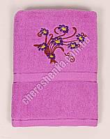 Махровое банное полотенце 1082M70