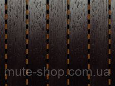 DecorAcoustic натур.шпон венге, панель
