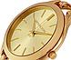 Часы Michael Kors Slim Runway Gold-tone Chain-Link MK3222, фото 3