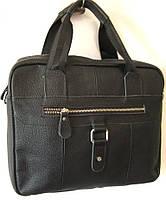 Кожаный мужской портфель Дешево, фото 1