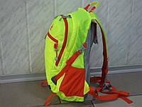Рюкзак One polar 2132 компактный городской вело рюкзак желтый вело