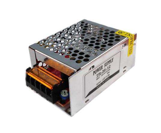 Блок питания Biom 36W 12V 3A IP20 TR-36-12