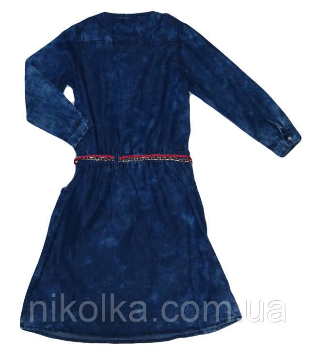 Джинсовое платье оптом