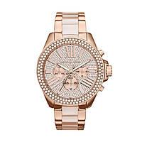 Часы Michael Kors Wren Crystal Pavé Dial Chronograph МК6096