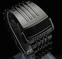 Мужские часы Diesel хищник Черный