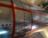 Пленка с разметкой под теплый пол UKR, фото 2