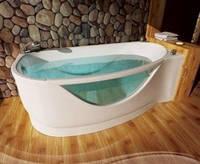Акриловая ванна ТРИТОН МИЛЕНА 1700х940х625 (Правая)