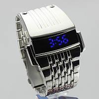 Мужские часы Diesel хищник Серебристый