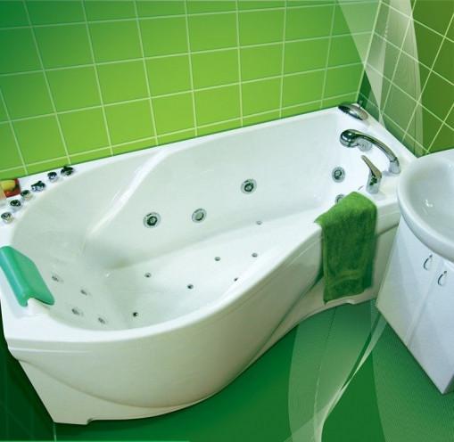 Акриловая ванна ТРИТОН МИШЕЛЬ 1700х960х600 (Правая)