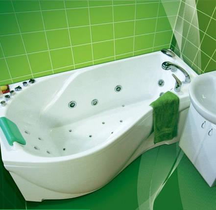 Акриловая ванна ТРИТОН МИШЕЛЬ 1700х960х600 (Правая), фото 2
