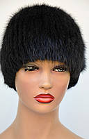 """Женская меховая шапка из ондатры """"Шарик"""", фото 1"""