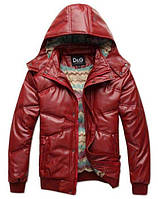 Куртка мужская Dolce&Gabbana, красная