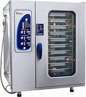 Печь пароконвекционная ABAT ПКА10-1/1ПМ