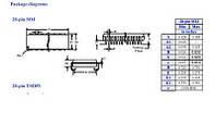 Оперативная память AS7C256A-15JIN ALLI SOJ28