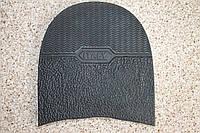 Набойка резиновая для обуви ITALY, цвет - черный