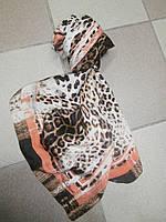 Шелковый шарф Roberto Cavalli